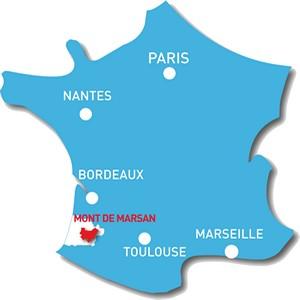 Contacter LOffice De Tourisme Mont Marsan Agglomeration