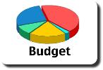 image-lien : image graphique en croissant budget et lien vers page budget
