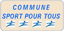 image : Panneau commune sport pour tous