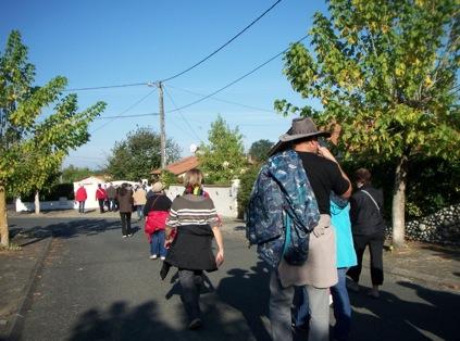 image : Photo Marche dans les quartiers