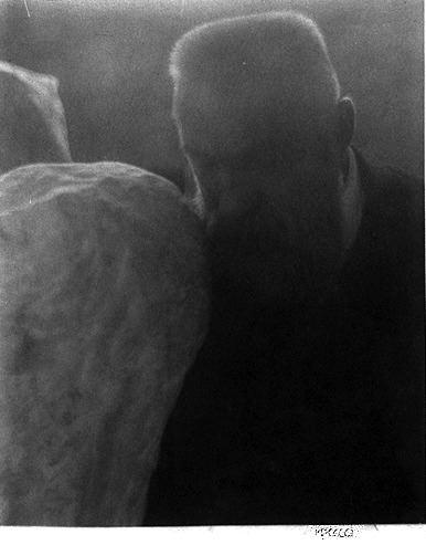 image : Photo de Rodin - Edward Steichen 1901