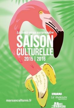 image : Affiche saison culturelle
