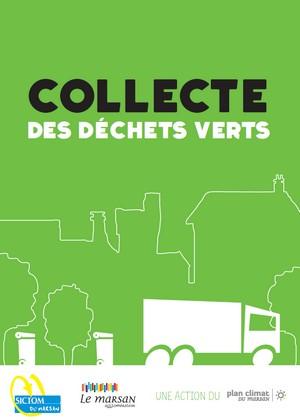 image : collecte des déchets verts