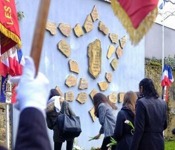 iimage : Mémorial des enfants juifs - Mont de Marsan