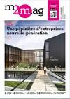 image : couverture du Journal de Mont de Marsan et son agglomération m2m.ag n°5