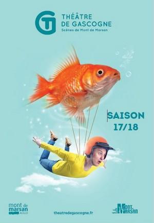image : Visuel Saison culturelle du Marsan 2017-2018