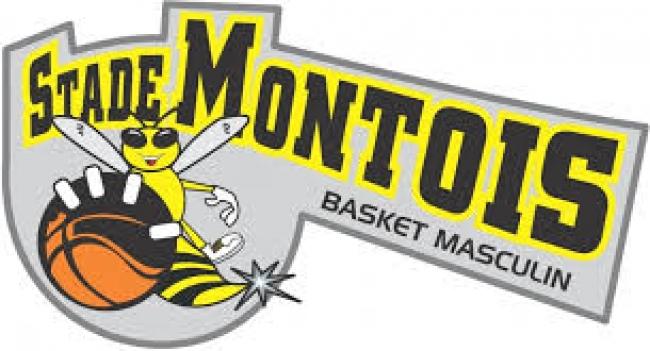 image : Logo Stade Montois Basket Masculin - Mont de Marsan