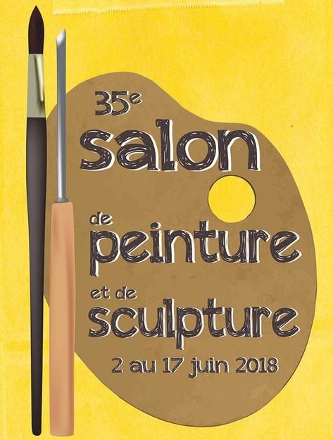 image : Salon de peinture et sculpture 2018 - Musée Despiau Wlérick - Mont de Marsan
