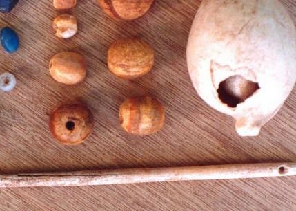 image : Objets issus d'archéologie - Journées Nationales de l'archéologie