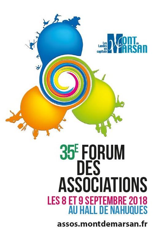 affiche du forum des association