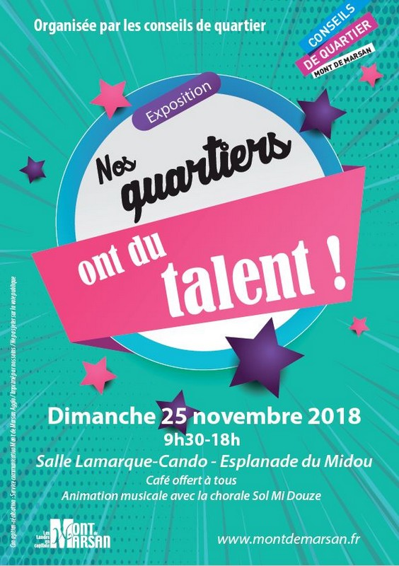 image :Nos quartiers ont du talent