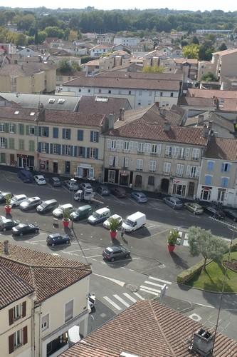 image : Parking Saint-Roch - Mont de Marsan