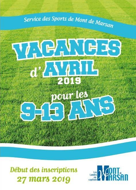 image : visuel Passs...Sport montois - Printemps