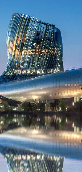 image : La cité du vin - Bordeaux - Musée Despiau-Wlérick - Mont de Marsan
