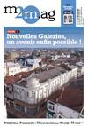 image : couverture du Journal de Mont de Marsan et son agglomération m2m.ag n°20