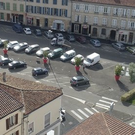 image : Parking Saint-Roch - Mont de Marsan
