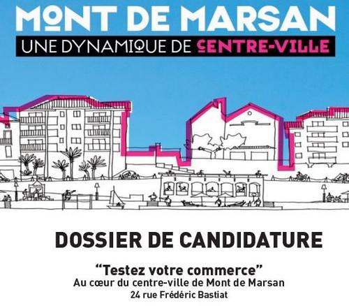 image :Testez votre candidature - Mont de Marsan - Cœur de Ville