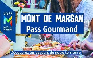 image : Mont de Marsan Pass Gourmand - Office de Tourisme