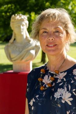 image : Conseil municipal - Portrait Claudie Breque