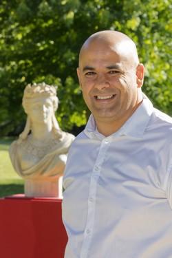 image : Conseil municipal - Portrait Hicham Lamsika
