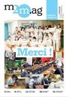 image : couverture du Journal de Mont de Marsan et son agglomération m2m.ag n°24