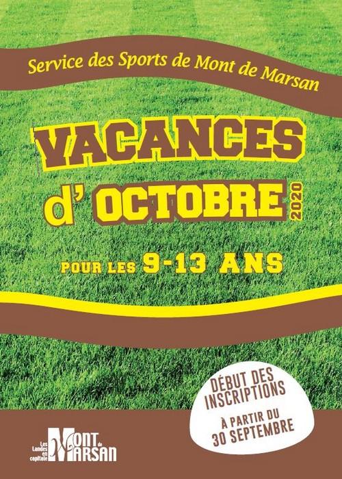 image : Couverture du dépliant PassSport Toussaint - Mont de Marsan