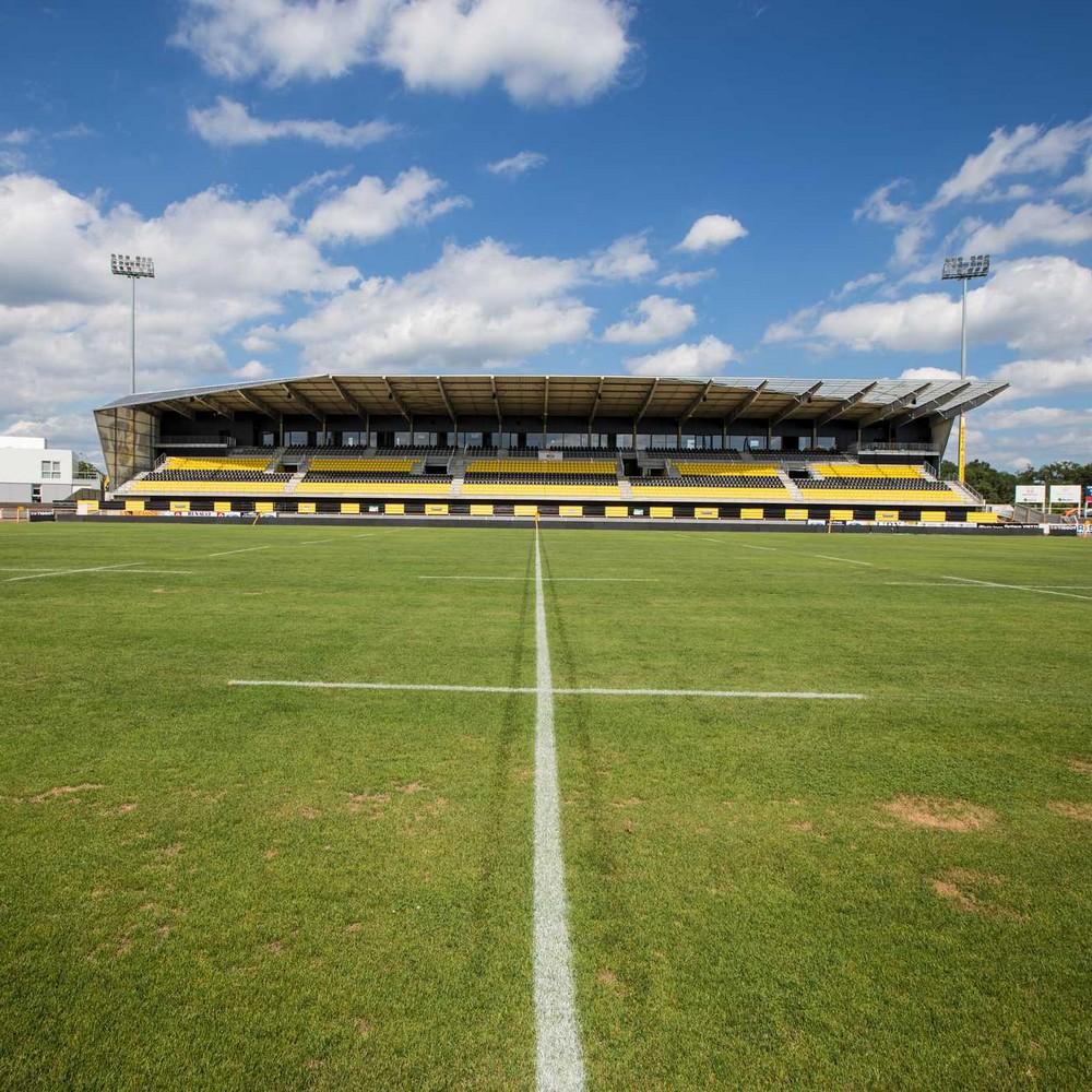 image : Stade Guy Boniface - Mont de Marsan