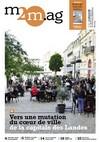 image : couverture du Journal de Mont de Marsan et son agglomération m2m.ag n°28