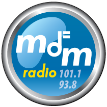 logo de la radio mdm